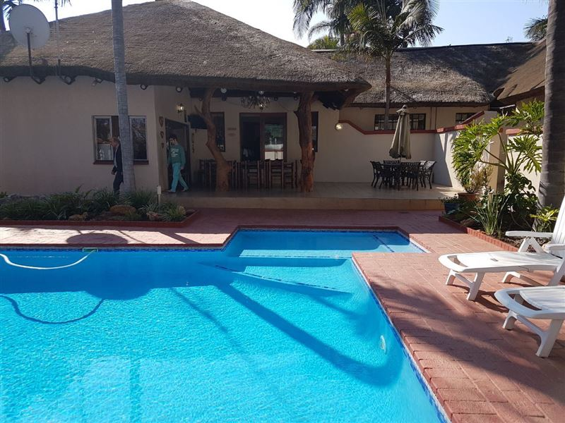 Marlot Guest House And B Amp B In Polokwane Pietersburg