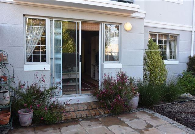 Garden Apartment in Rondebosch