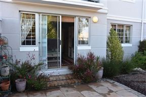 Garden Apartment in Rondebosch - SPID:2951250