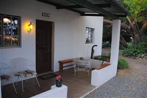 Rooidam Cottage