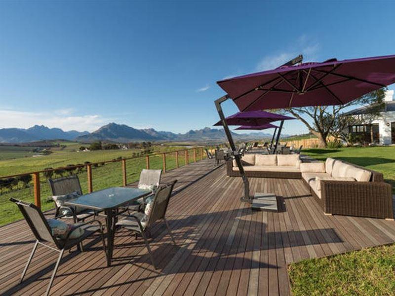 Zarose Guest House In Stellenbosch Airportstay Co Za