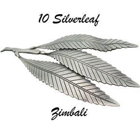10 Silverleaf