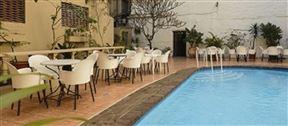 Durban Beachfront Budget Room in hotel