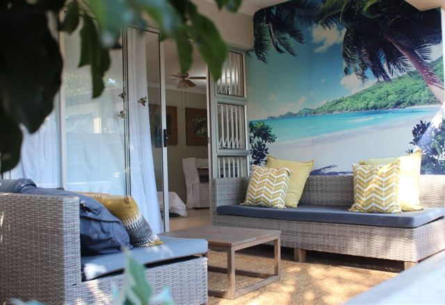 Areca Palm Cottage