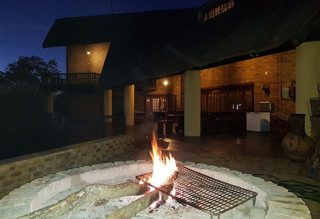 Tholo Lodge, Mabalingwe Nature Reserve