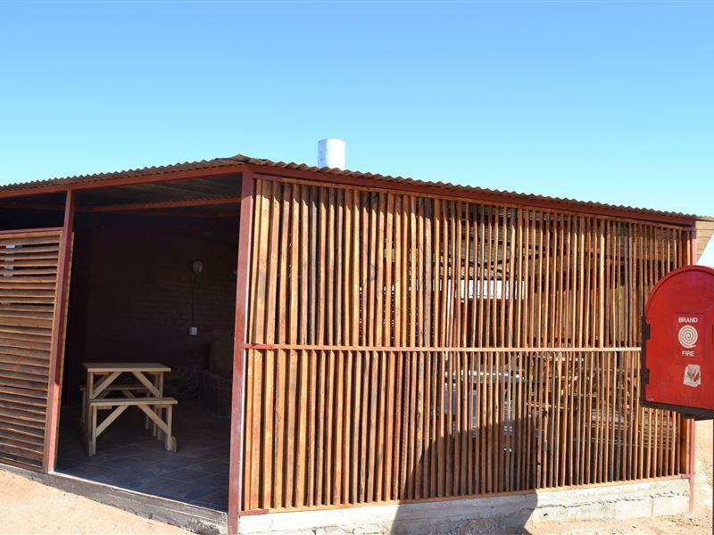 pet friendly Namaqua National Park