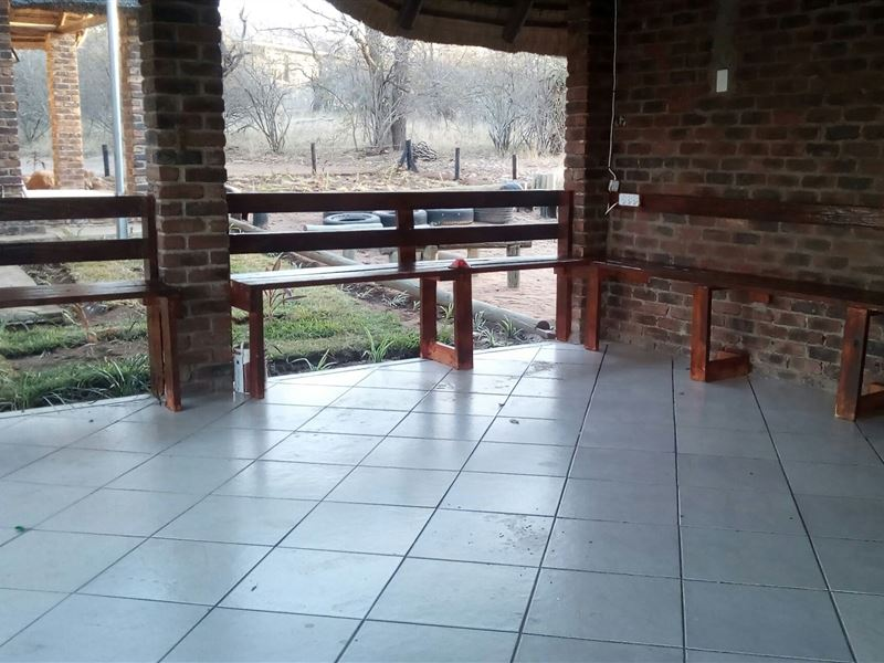 pet friendly Marloth Park