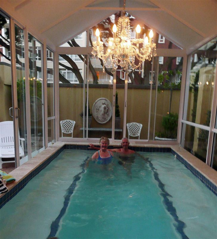 Townview Apartments: Oceantide Self-catering Studio Apartments