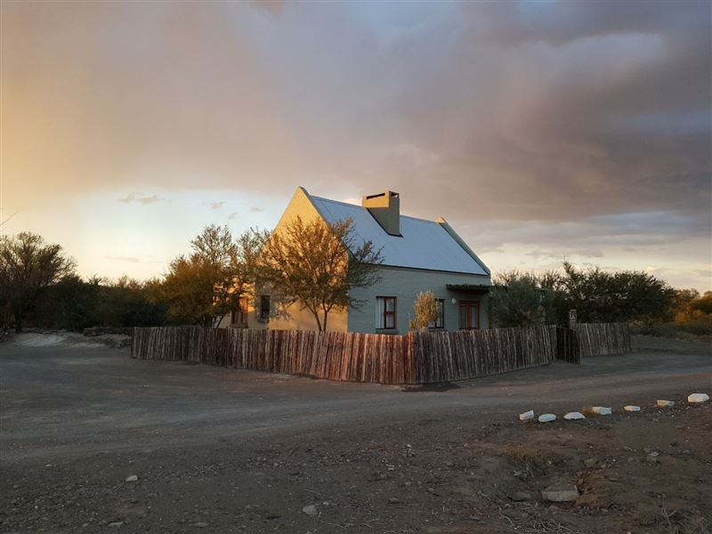 pet friendly Beaufort West