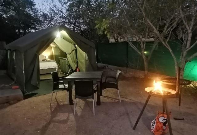Camping Through Kruger Tour
