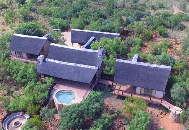 Elands Lodge, Mabalingwe