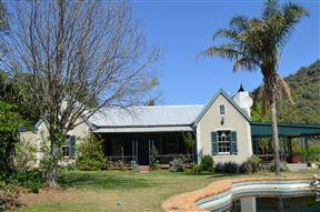 The Farmhouse Kraaldoorn
