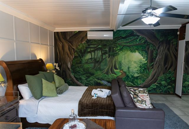 Rustic Forest Guest House