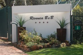 Rivonia Bed & Breakfast Garden Estate