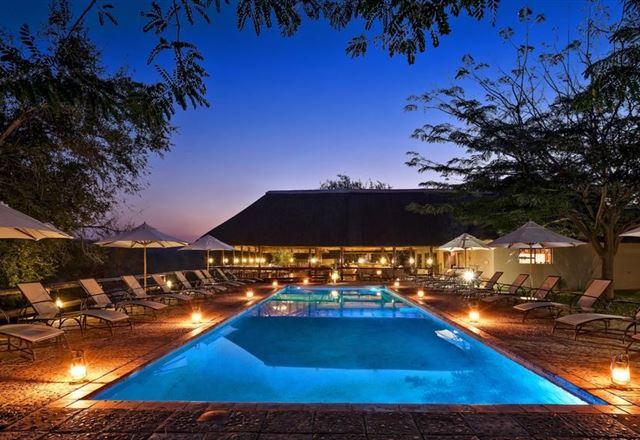 NYATI Safari Lodge