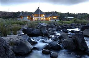 Komati Gorge Lodge