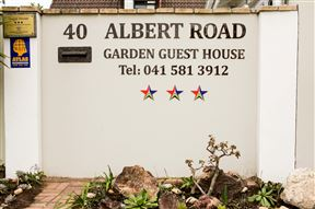 Albert Road Garden Guest House