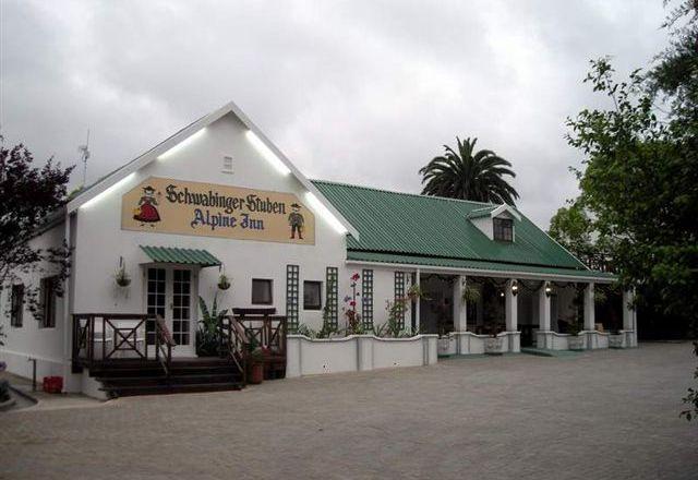 Schwabinger Stuben - Alpine Inn