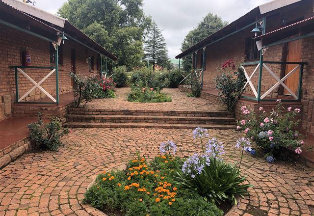 Old Transvaal Inn Accommodation