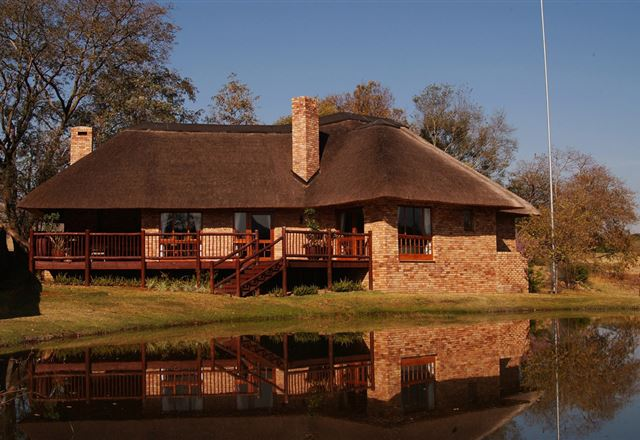 Kruger Park Lodge 277 is a luxury, self-catering chalet located withing the