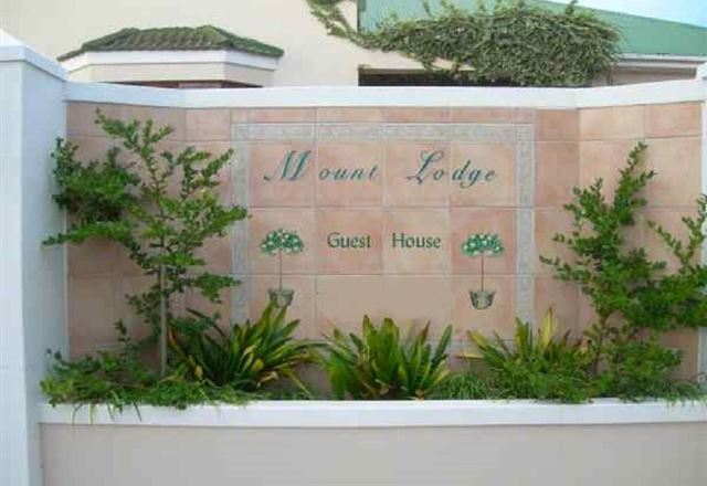 Mount Lodge Guest House