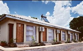 Maungani Lodge - SPID:3726999