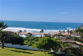 Rosie's Villa, Zinkwazi beach