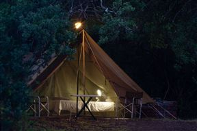 Gamtoos River Mouth Camp and Glam Camp