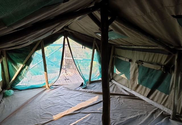 Magaliesberg Mountain Safari Tents