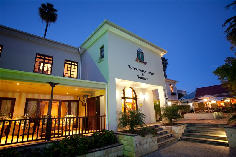 Turnberry boutique hotel oudtshoorn accommodation for Kleine boutique hotels