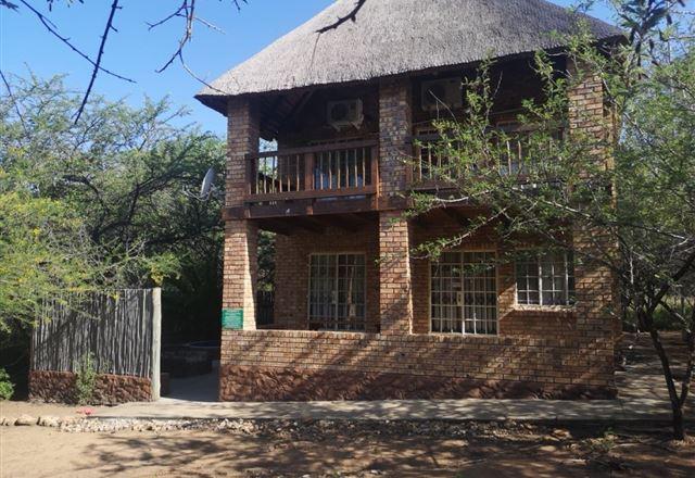 114 Kudu - Marloth Park