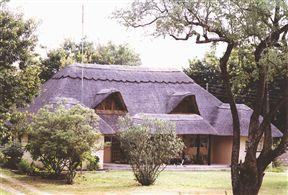 Bushbuck River House