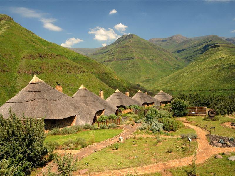 Maliba Mountain Lodge Lesotho Accommodation