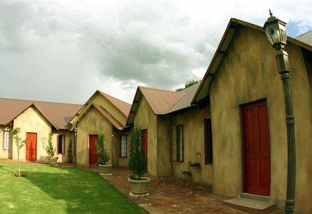 Villa Afriq