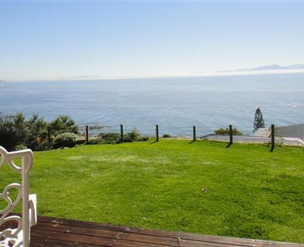 False Bay from your room