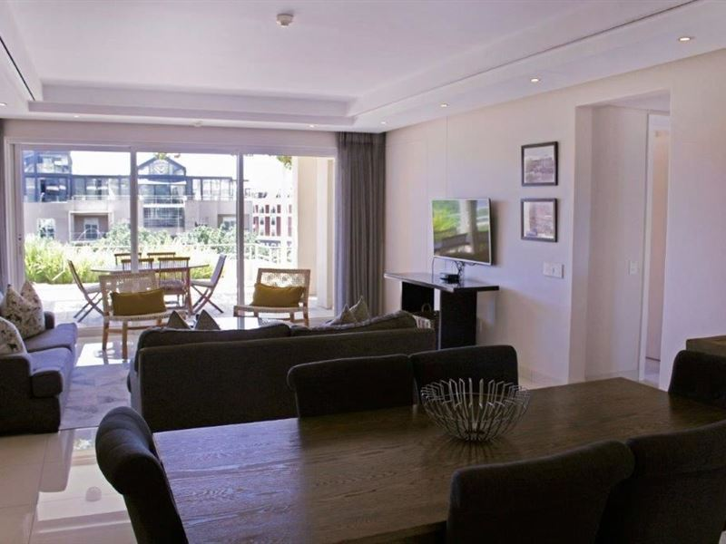 Waterfront Village Two Bedroom Apartments Cape Town