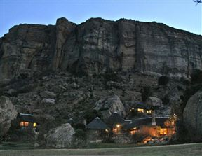 Buffalo Hills Mountain Lodge