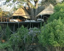The view from the Zambezi of the Pub Deck © Copyright Kabula Lodge