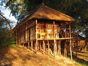 Kabula Lodge Western Zambia