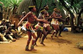 Zulu Maiden Dance