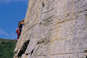 Rock Climbing In The Magaliesburg