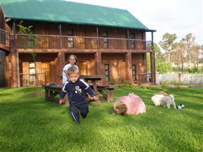 Bethal Bluegum Country Lodge