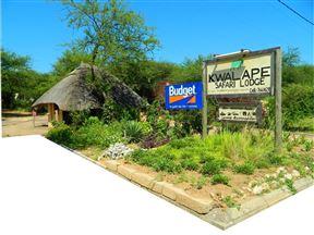Kwalape Safari Lodge