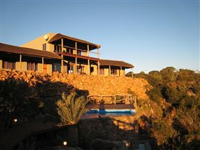 Bushmans Gorge Lodge Photo