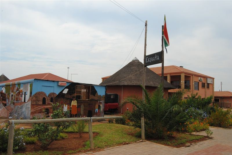 Ekhaya restaurant and accommodation