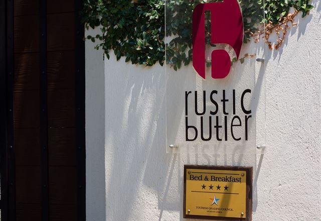 Rustic Butler