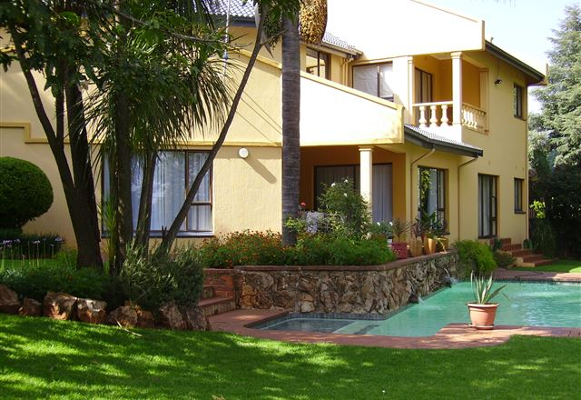 The Bedford View Guest House - 35a Kloof Road