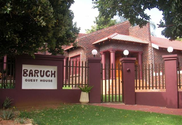 Baruch Guest House