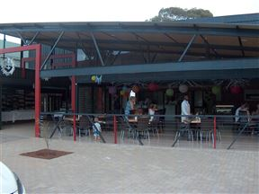 The Courtyard Cafe Photo