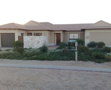View of Langebaan Golf Estate Self-catering House